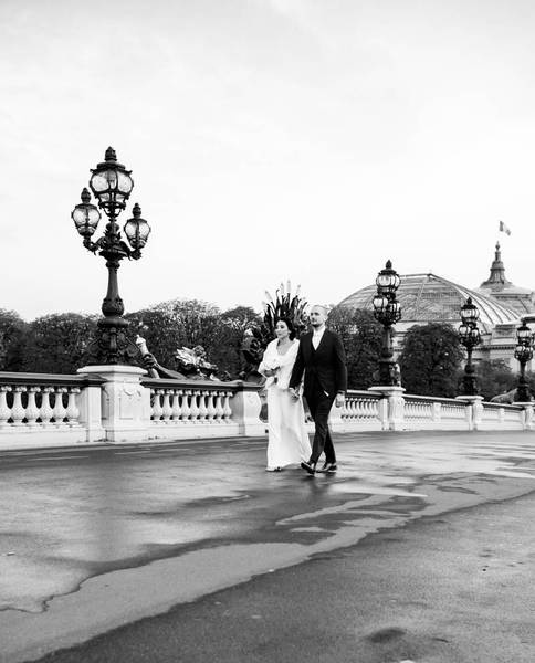 Session Photo Mariage Paris